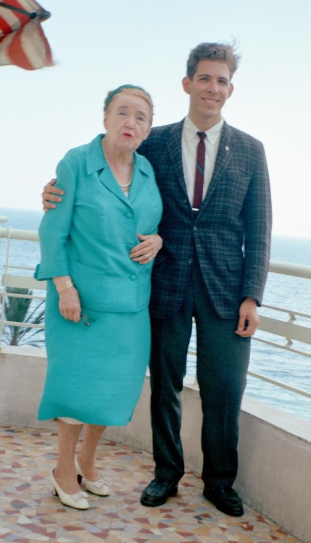 34) Marc & Mrs Tabuteau