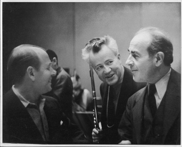 Ormandy, Eugene, Kincaid, William and Tabuteau, Marcel .jpg