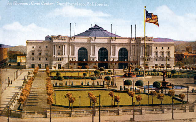 Image result for san francisco civic auditorium images