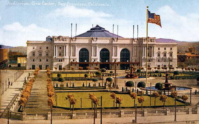 Image result for san francisco civic auditorium images