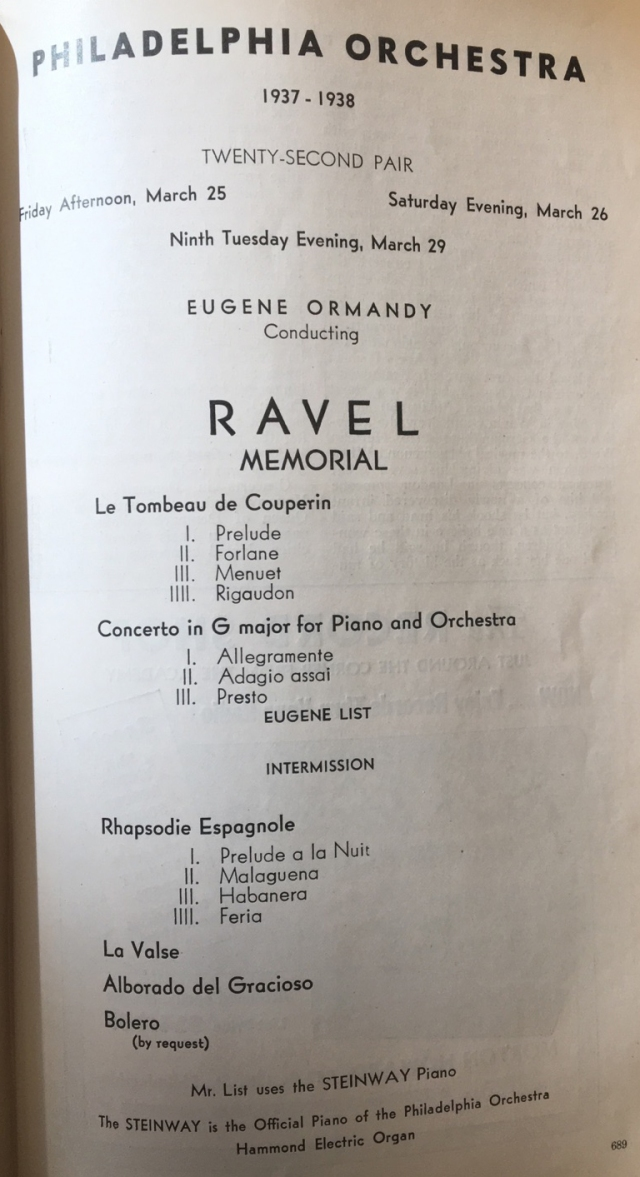 March 25-26, 29, 1938 All mentions of Ravel Memorial.jpg